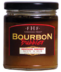 Farmhouse Fresh's Bourbon Bubbler Body Scrub