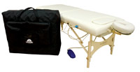 Oakworks's Utopian Massage Table