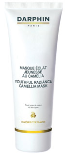 Darphin's Youthful Radiance Camellia Mask