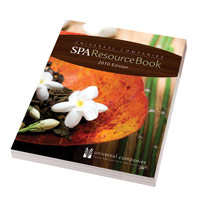 Universal Companies' 2010 Spa Resource Book