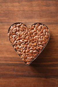 flaxseed in heart