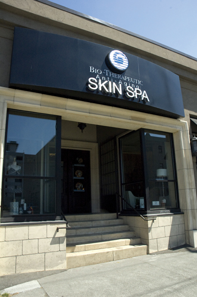 Bio-Therapeutic Anti-Aging Skin Spa