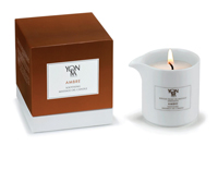 Yon-Ka Paris's Ambre Soothing Massage Oil Candle