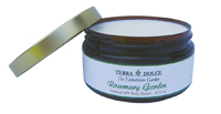 Terra Dolce: The  Esthetician's Garden's Rosemary Garden Body Butter
