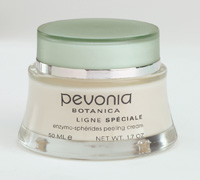 Pevonia Botanica's Enzymo-Spherides Peeling Cream