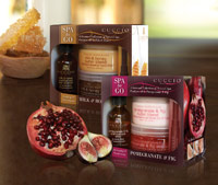 Cuccio Naturalé Spa-to-Go Kits
