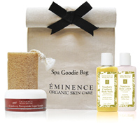 minence Organic Skin Care Holiday Gift Sets