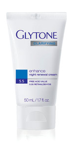 Glytone Enhance Night Renewal Cream