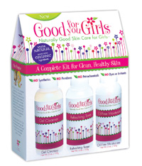Good For You Girls Complete Skin Care Kit