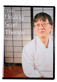 Ohashi International Ohashi's Healing Scarf Therapy