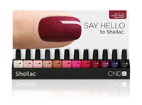 CND New Shellac Shades