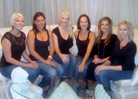 The team from Kiki's Spa