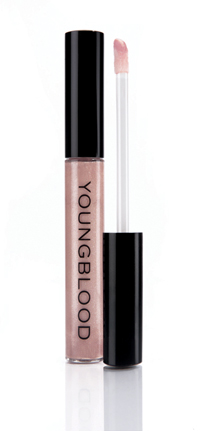 Youngblood Mineral Cosmetics Lipgloss in Champagne Ice
