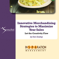 InSPAration Management Innovative Merchandising Strategies to Increase Retail