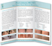 By providing carefully worded brochures to all clients and retail consumers who come through your doors, you can continue the relationship after they leave your facility.