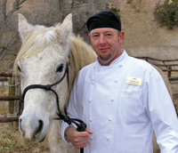 Bishop's Lodge Ranch Resort & Spa in Santa Fe, NM, appointed Christopher McLean as executive chef.