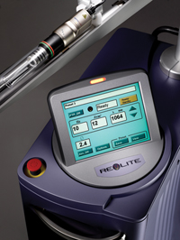 Hoya ConBio RevLite Q-Switched Nd:YAG Laser