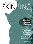 Skin Inc. magazine May 2011 cover