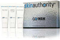 Skin Authority Go! Man