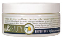 Jaas Beauty Products Body Butter for Dry Skin