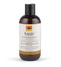 Kanshi Naturally Healing Massage Oil