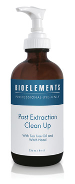 Bioelements Post Extraction Clean Up
