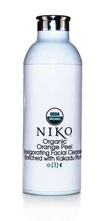 Niko Cosmetics Inc. True USDA Certified Organic Skin Care