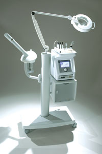 Pevonia Equipment DermaFlex Facial System