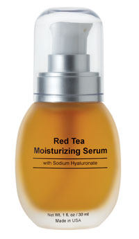 Lady Burd Cosmetics Red Tea Moisturizing Serum