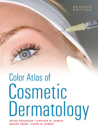 McGraw-Hill Professional Color Atlas of Cosmetic Dermatology, Second Edition