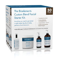 Bioelements Custom Blend Facial Starter Kit