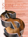 October 2011 Skin Inc. magazine cover