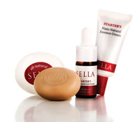 Sella All Natural Skincare Starter/Travel Kit