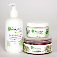 Lisa Ann Skin Care Inspired by Tea