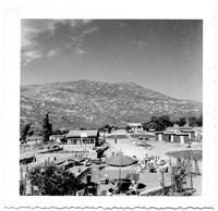Rancho La Puerta in its early days.