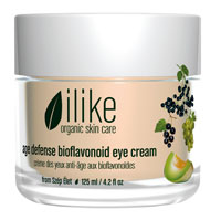 ilike organic skin care Age Defense Bioflavonoid Eye Cream