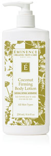 Éminence Organic Skin Care Coconut Firming Body Lotion