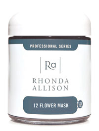 Rhonda Allison Cosmeceuticals 12 Flower Mask