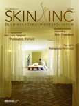 July 2012 Skin Inc. magazine cover
