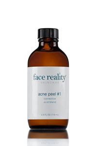Face Reality Acne Clinic Acne Peel 1 and 2