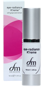 DermaMed Solutions dmSkincare's eye-radiance K'reme