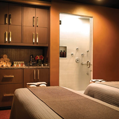 Corbu Spa at the Charles Hotel Cambridge, Massachusetts