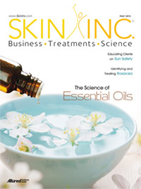Skin Inc. May 2015 cover