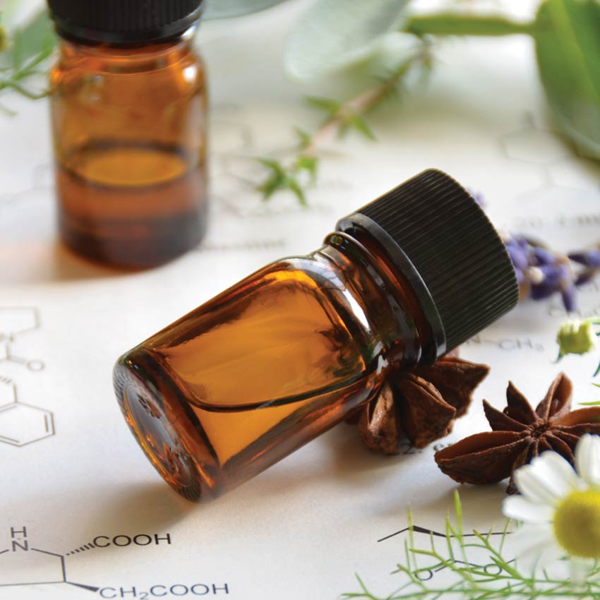 The Science of Essential Oils