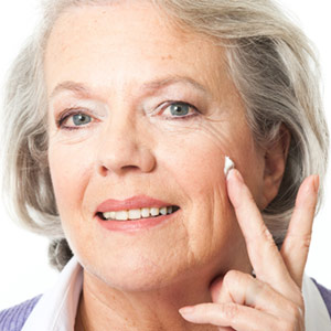 Over-60 Skin Care Client