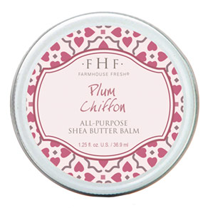 Farmhouse Fresh's Plum Chiffon All Purpose Balm