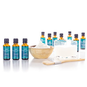 The Versatile Body Treatment Line by Makes Scents Spa Line