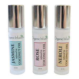 Roll-On Aromatherapy collection