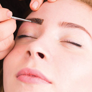 Eyebrow enhancement