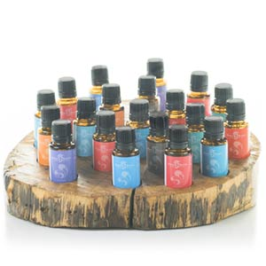 Makes Scents Natural Spa Line's Essential Oil Blends